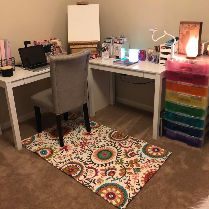 Craft Room Organization &Decor