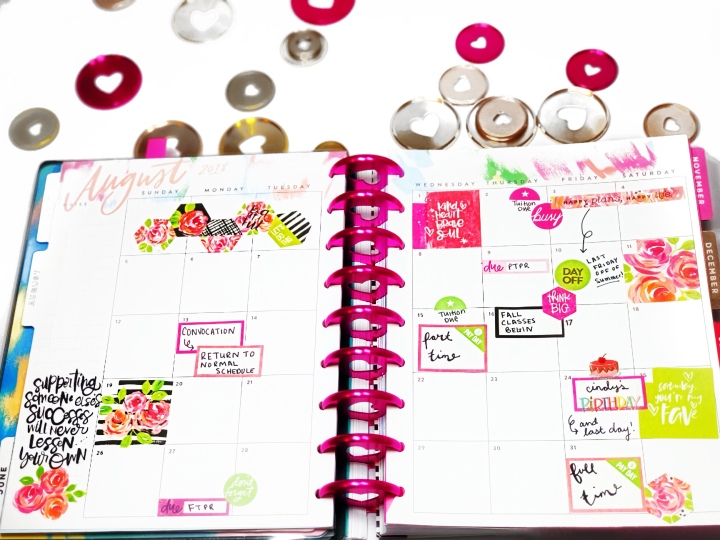 How To Edit your Planner Pictures on Instagram